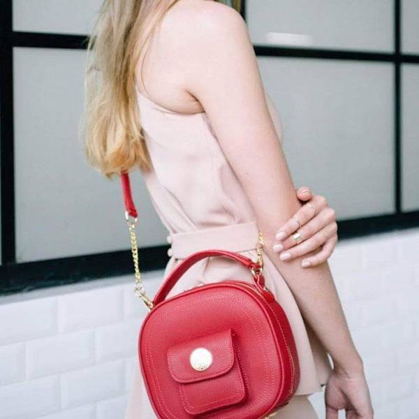 Mini Treasure Bag by Borboleta