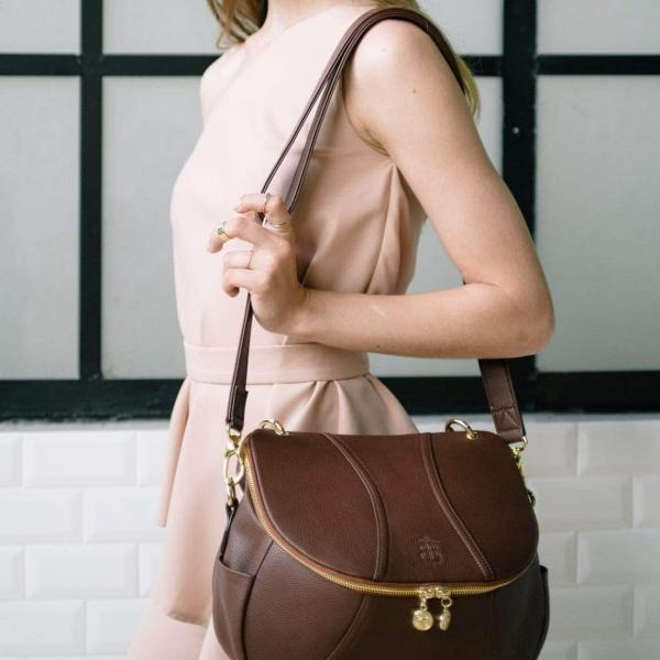 Lunette Bag by Borboleta